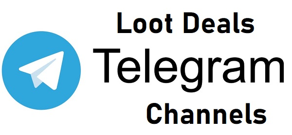 Loot Offers Telegram Channel