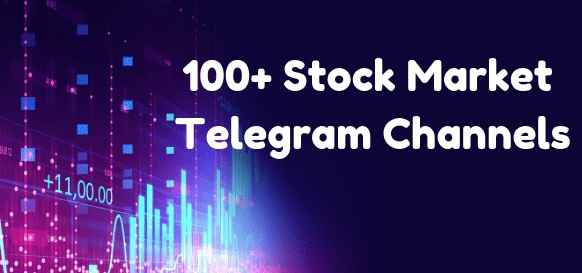 Stock Market Telegram Channels