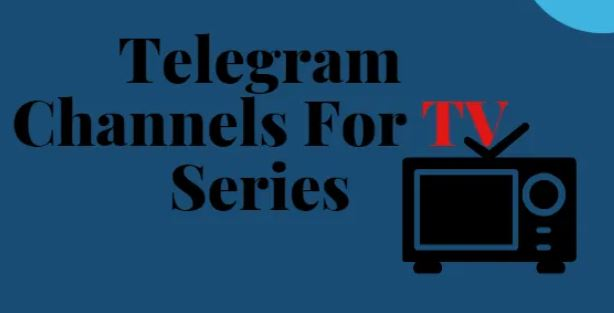Telegram channel for web series